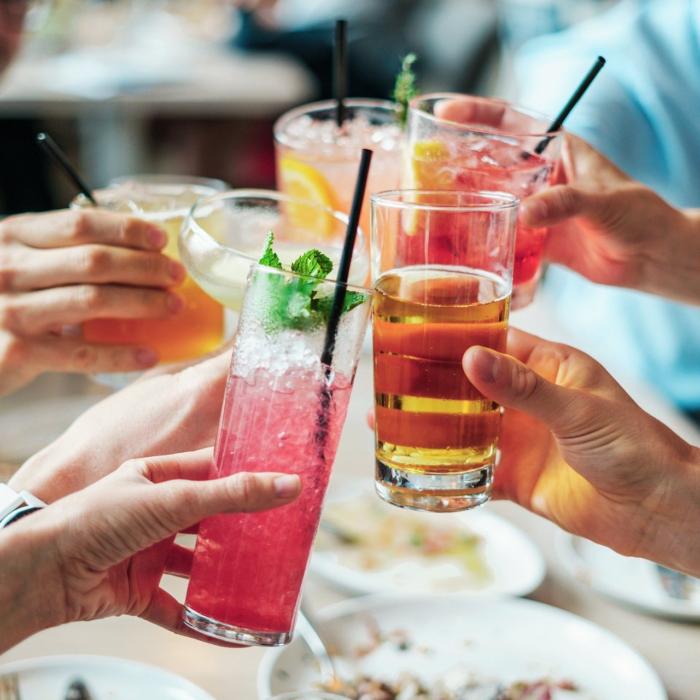 Cocktails fait maison
