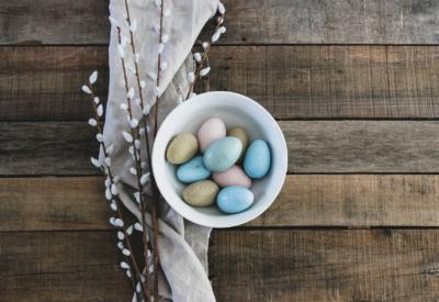 Conseils et idées pour une jolie table de Pâques